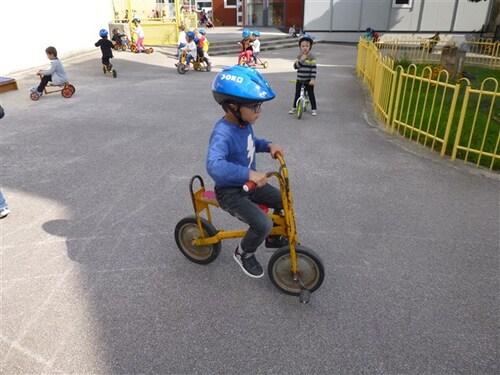 Des casques pour faire du vélo