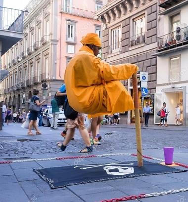 Artiste de rue !!!