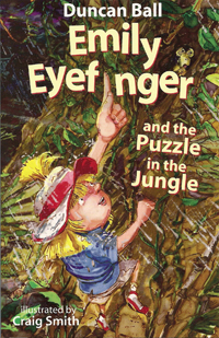 Duncan Ball, Emily Eyefinger and the Puzzle in the Jungle