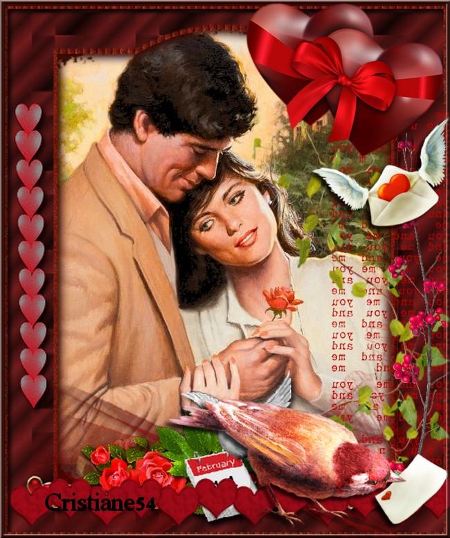 Défi saint valentin pour cerise déco !