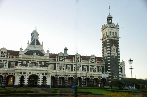 Jour 9 - D'Oamaru à Dunedin