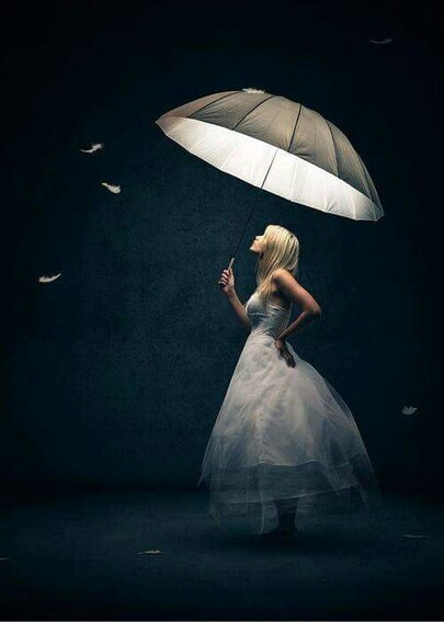 26 - Parapluie et poésie