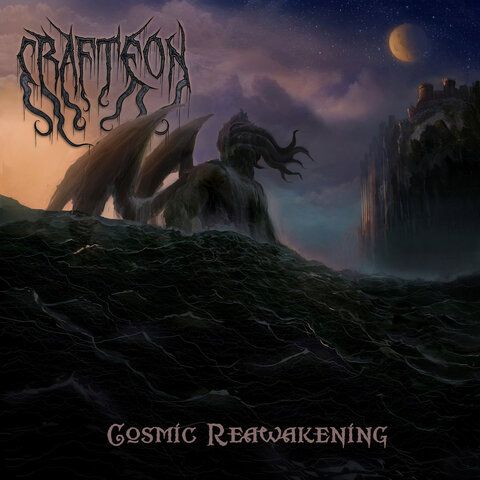 "CRAFTEON - Les détails du premier album ; Clip ""What The Moon Brings"""