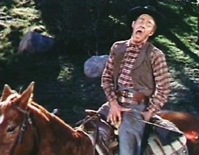 L'acteur Sheb Wooley et son cri poussé en 1951 dans le film Les Aventures du capitaine Wyatt