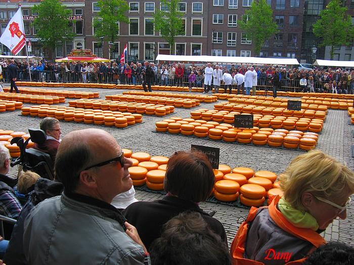 Hollande-Alkmaar-le Gouda 1