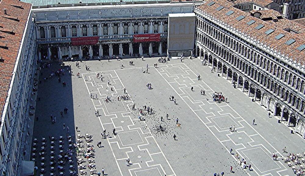 Venise 5 / la place St Marc