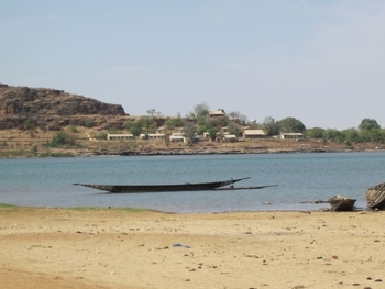 mali piste bamako ségou fleuve niger face à koulikoro 2