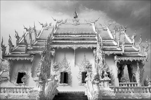 Le temple blanc
