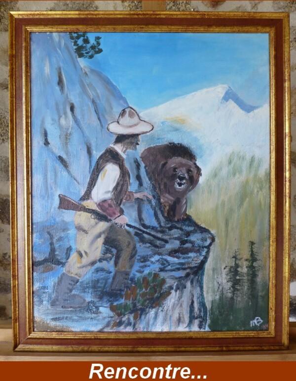 Les tableaux d'une amie…