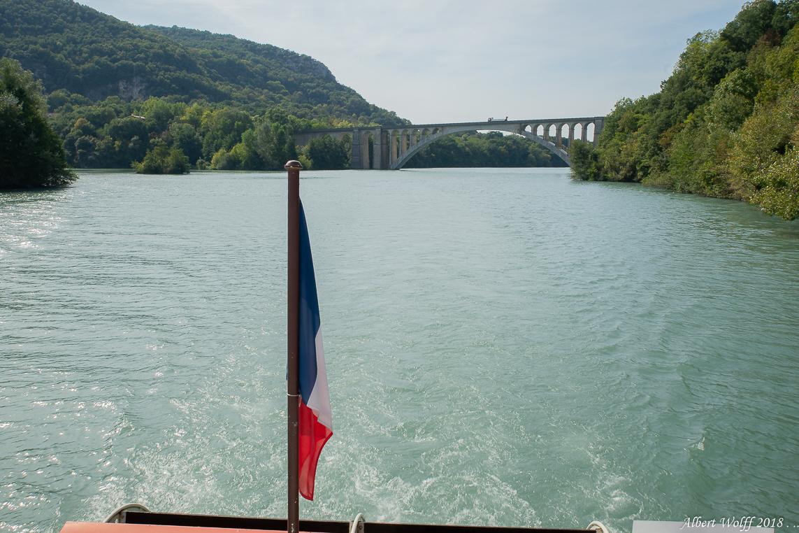 Saint Nazaire en Royans : que d'eau