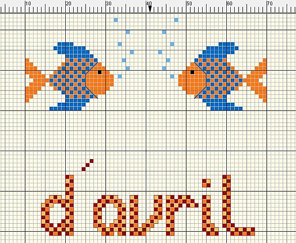 POISSON D AVRIL 4