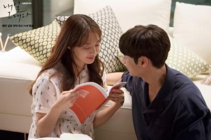 [K-Drama] Tomorrow With You  내일 그대와