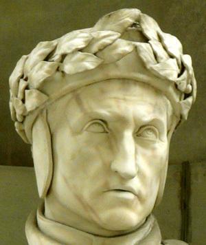 Dante Alighieri - (Florence - Galerie des Offices)