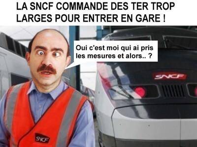 La France en deuil à cause de la SNCF ?