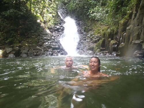 Cascade Paradis - La Grivelière - Vieux Habitants