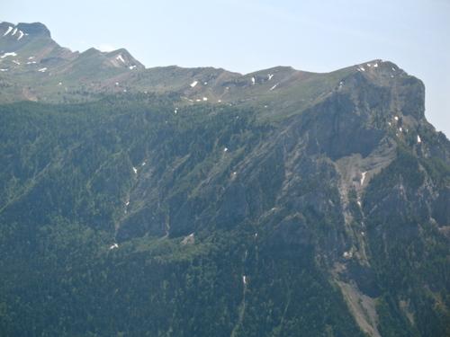 Le Pic du Morgon (Serre Ponçon)