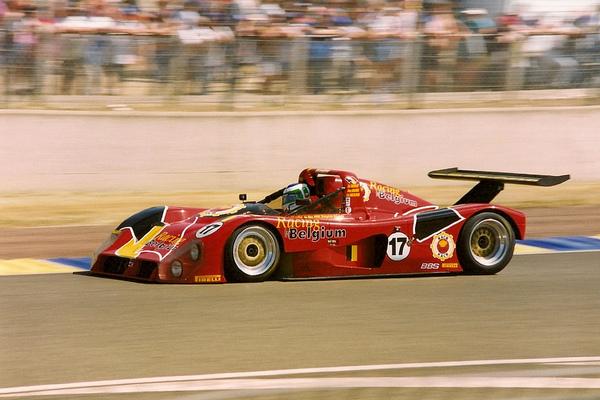 Le Mans 1996 Abandons