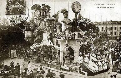 Le carnaval de Nice en chansons (1)