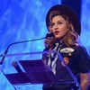 2013 03 16 - Madonna @ GLAAD Media Awards (43)