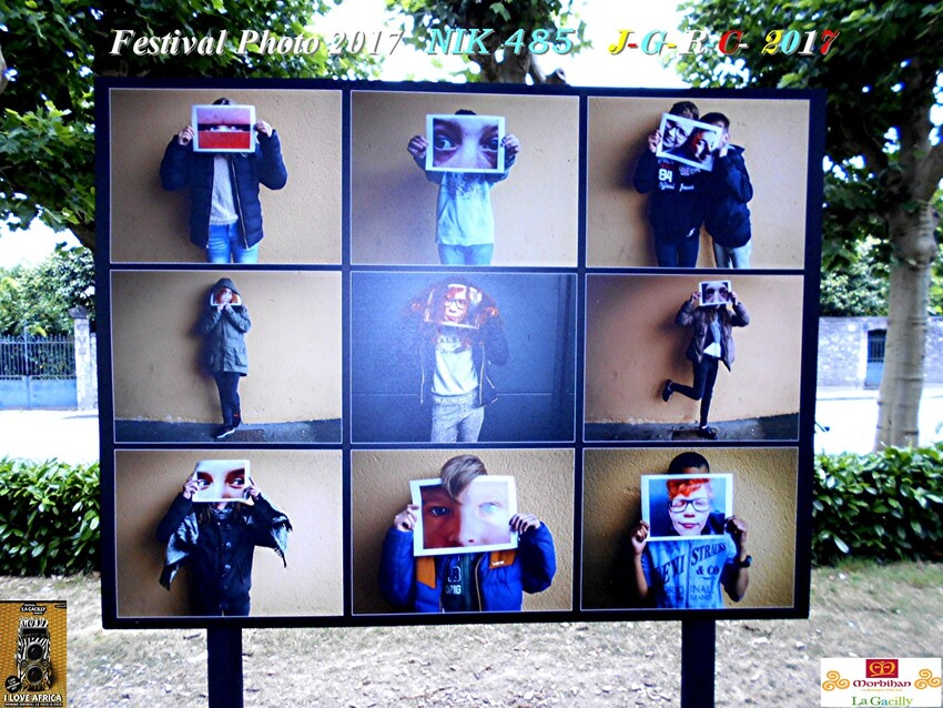 FESTIVAL PHOTO LA GACILLY # GLENAC # LA CHAPELLE GACELINE 4/4    D    10/09/2017