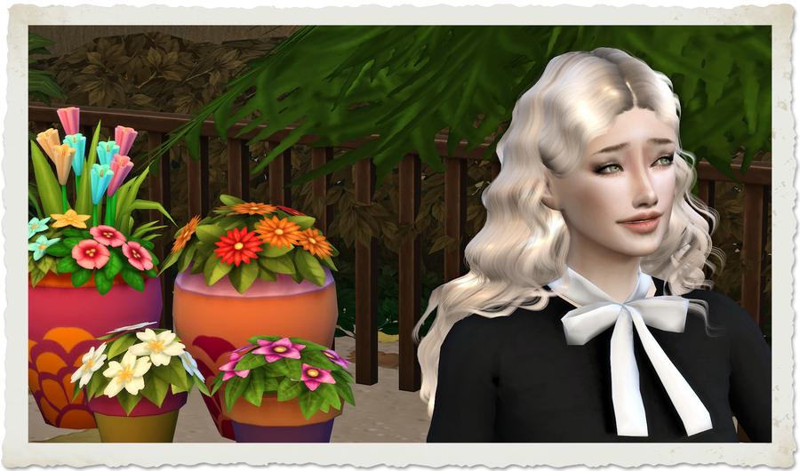 TS4 Sim:  Marie