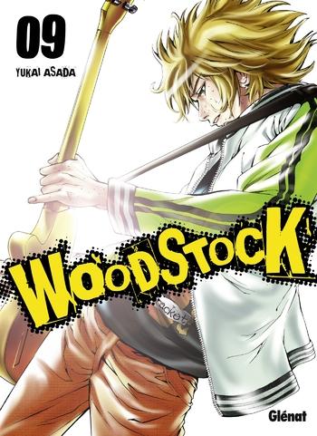 Woodstock - Tome 09 - Yukai Asada