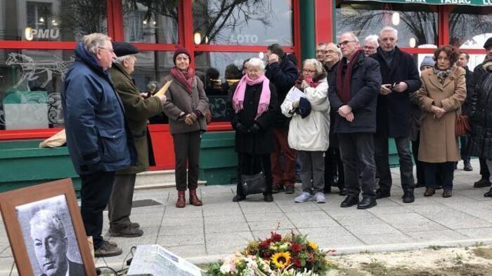 Alençon. Aujourd'hui samedi 5 janvier   ils rendent hommage à Alfred Locussol