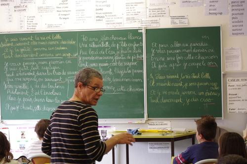 CRÉATION CHANSON à l'école Marcel Pagnol, Mazé (49) : 12 classes, 12 chansons