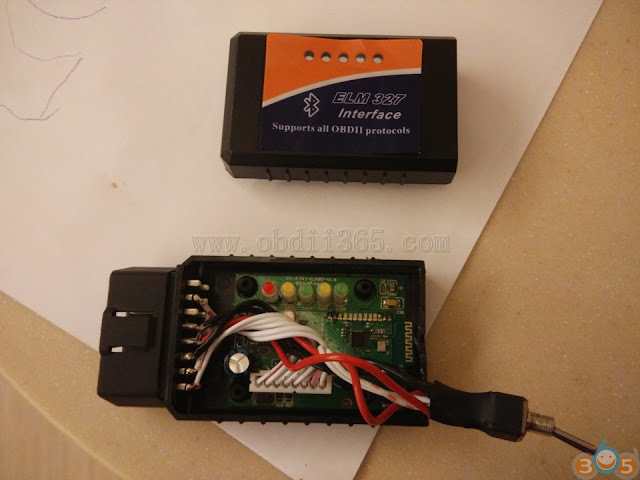 How to make ELM327 Bluetooth work on Renault? - obd365
