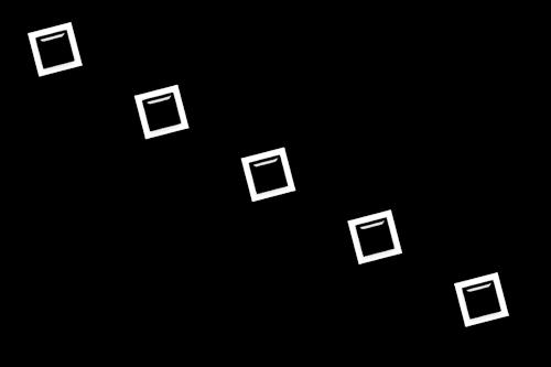 Décos Géométriques Série 35