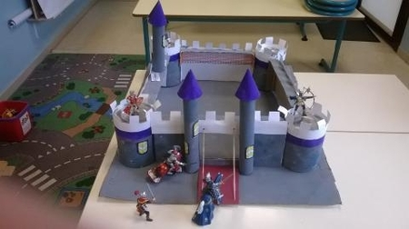 Joli château !
