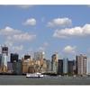 097 - NYC - Liberty Island - skyline