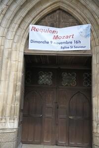Requiem Mozart Argenton