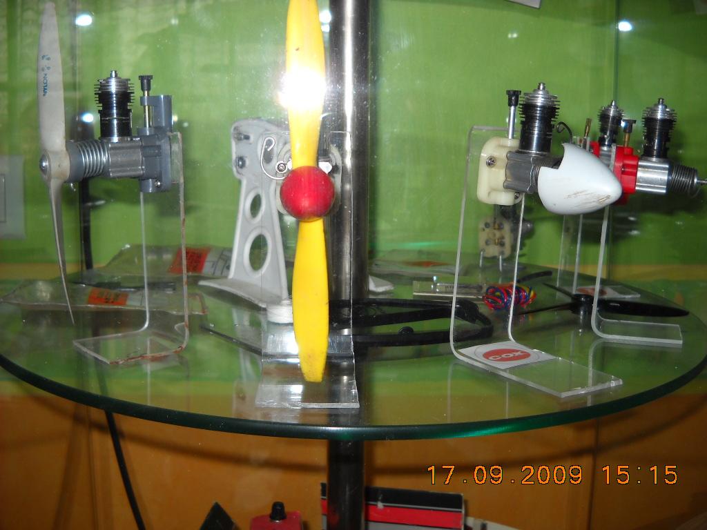 Cox .010 Tee Dee AVION Moteur Glow joint de culasse 3 010