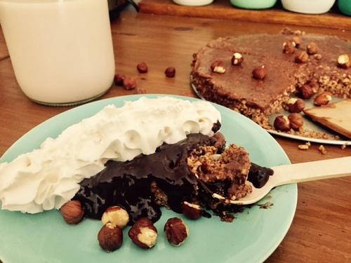 Gâteau Chocolat au macérât de Noisette