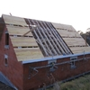 pose des corniches de toit & voliges 004