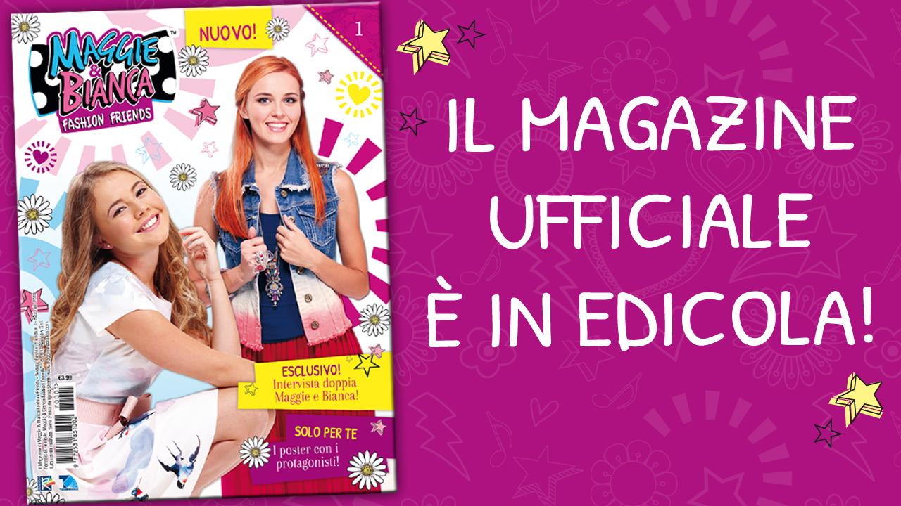 Maggie & Bianca Saison 2 Partie 2 en Italie