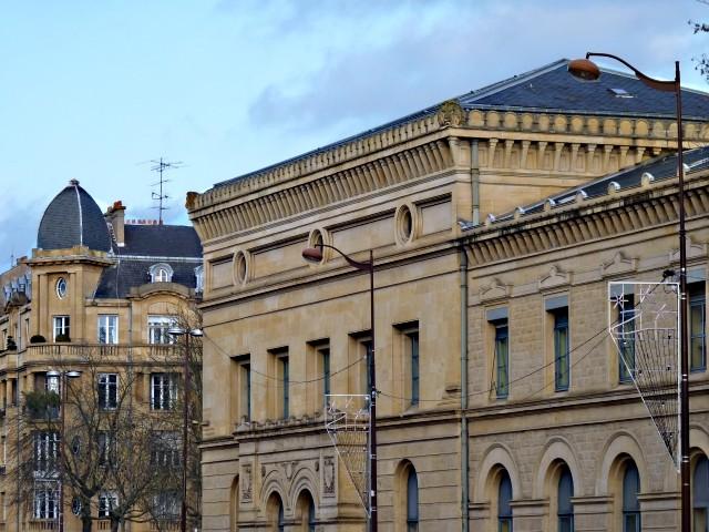 L'ancienne gare de Metz 4 02 01 2010