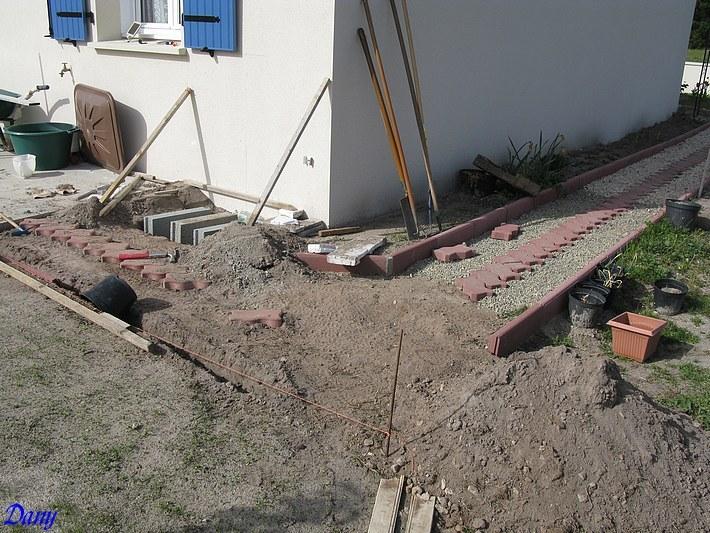maison en avril 2011