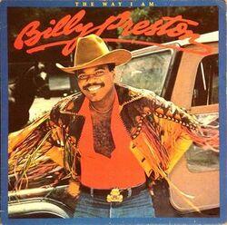 Billy Preston - The Way I Am - Complete LP