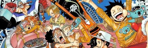 [Scan] One Piece Chapitre 823 en Anglais VA