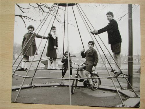 Broomfield Park swings
