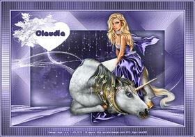 * Claudia *