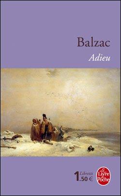 Balzac : Adieu