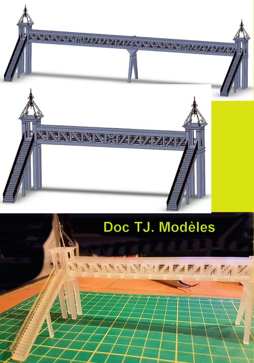 TJ. Modèles - Des passerelles