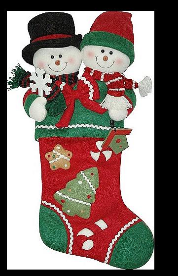 Tubes bottes de Noël 8