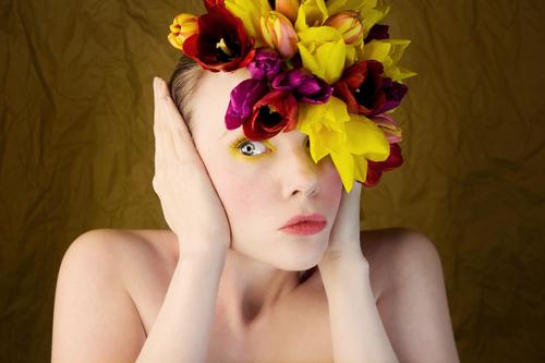 Femme Fleur!
