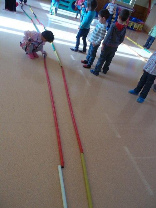 Nos lignes droites