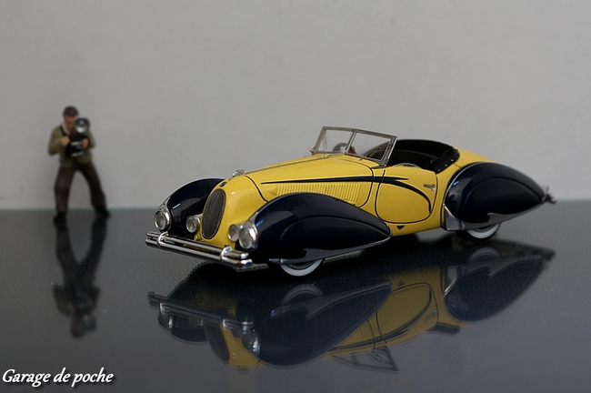 Talbot Lago 150C Roadster Figoni & Falaschi 1939