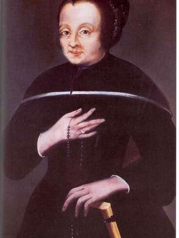 Maria-Anna Lindmayr et le purgatoire